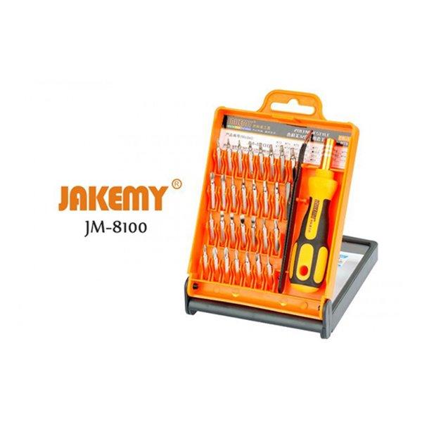 Sada náradia Jakemy 32v1 JM-8100