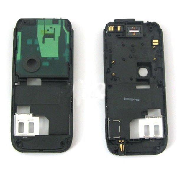 Kryt Nokia 6233 stredový kryt čierny