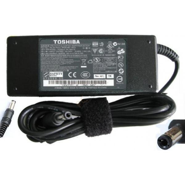 AC adaptér TOSHIBA 90W, 19V, 4.74A, originál