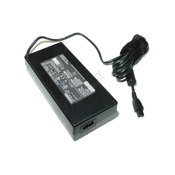 AC adaptér TOSHIBA 15V, 8A, konektor 4 pinový originál