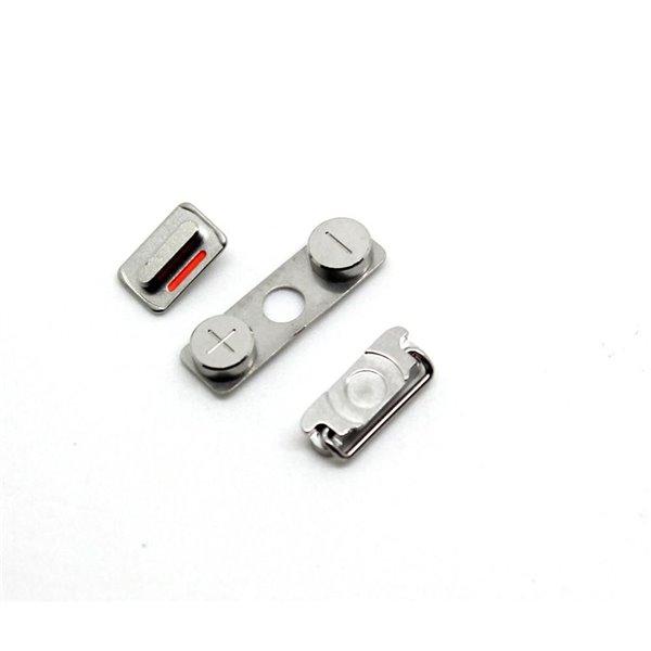 Tlačítka pre Iphone 4G hlasitosť, on/off