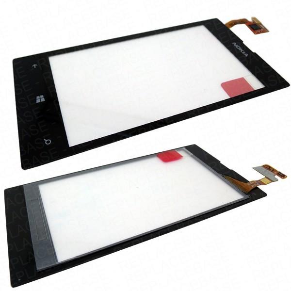 Dotyková plocha Nokia Lumia 520 čierna