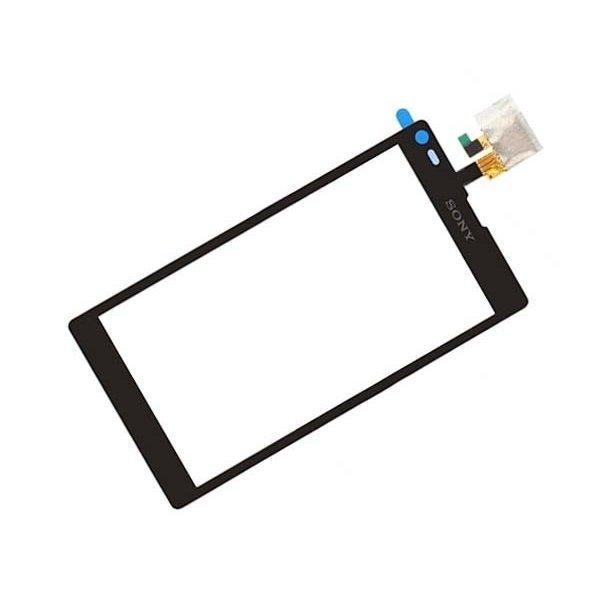 Dotyková plot Sony Xperia L C2105 čierna
