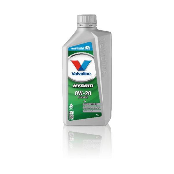 VALVOLINE HYBRID C5 0W20