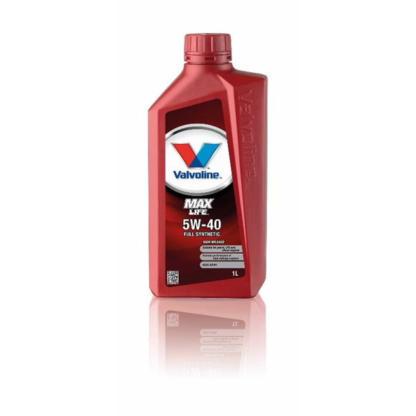 MAX LIFE SYNTHETIC 5W40